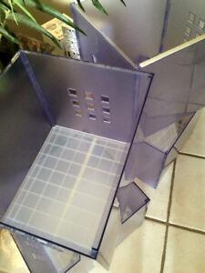 IKEA Storage Boxes for KALAX unit