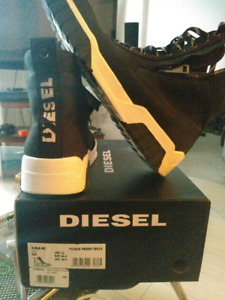 Diesel Mens Shoes -Brand New Never Worn
