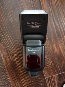 ProMaster 170SL Speedlight Flash for Nikon