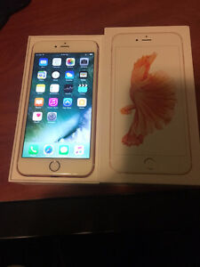Unlocked iPhone 6s Plus 64gb Rose Gold - 10/10 NEW CONDITION