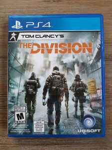 The Division PS4 $20