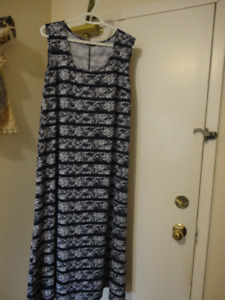 Long Summer Maxi Dress