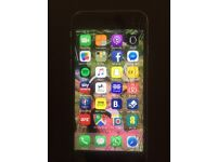 I phone 6s 16gb grey.