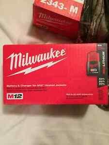 Brand New Milwaukee Heated Jacket M Moose Jaw Regina Area image 4