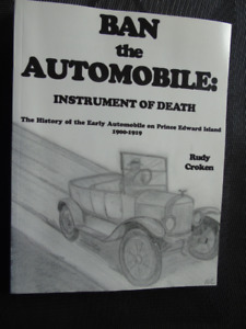 BAN the AUTOMOBILE,  INSTRUMENT OF DEATH  1900-1919