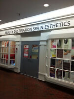 Room for Rent in a busy Spa to start your own business