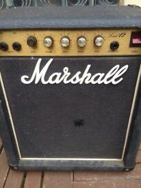 Guitar amp Marshall Lead 12