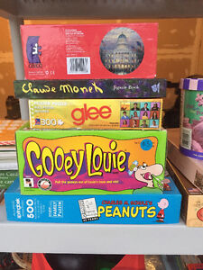 Assorted board games and puzzles! Peterborough Peterborough Area image 2