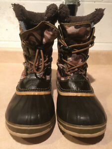 Women's Sorel Waterproof Winter Boots Size 7 London Ontario image 5