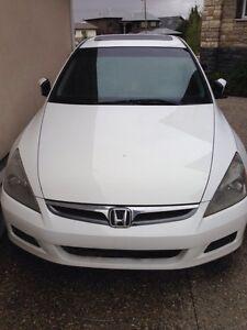2007 Honda Accord EX-L V6 (Accident Vehicle) *PRICE DROP*
