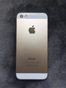 Iphone 5s gold à vendre!