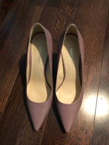 Shoes Nine West, size 8, color lavender, new
