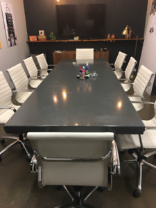 FREE Large Boardroom Table - MOVING sale