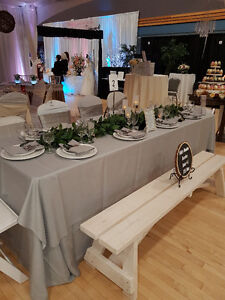 Wedding Decor Rentals, Chair Covers, Backdrops, Arches Etc. Prince George British Columbia image 10
