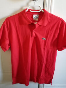 Polos Lacoste neufs