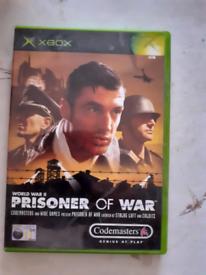 X box game
