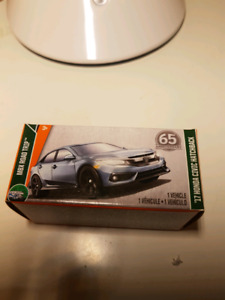 Matchbox power grabs 17 Honda Civic Hatchback