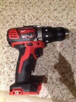 Milwaukee drill bare tool
