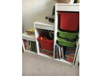 Kids Ikea storage system £15