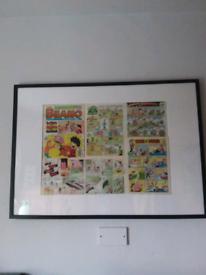 1993 1994 1995 1996 Beano Comics