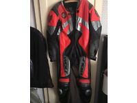 Wolf full leathers