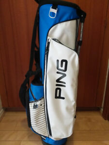 Like New PING 4 Series golf carry stand bag