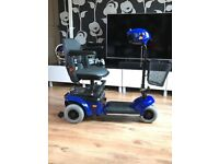 Shoprider whisper mobility scooter absolute bargain