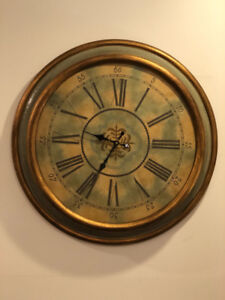 Bombay Large Accent Clock