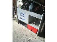 Tool chest for van