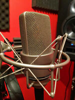 Book Recording studio time today at a price you can afford.