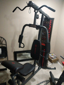 Dip machine and full gym for sale
