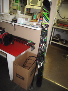 YOUTH (12-14yrs) SKIS PACKAGE (3 Items)