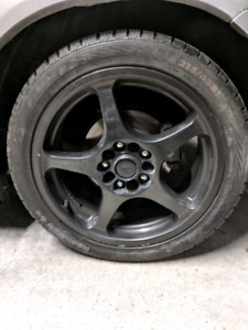 Acura Inch Tires Kijiji In Ontario Buy Sell Save With - Acura 17 inch rims