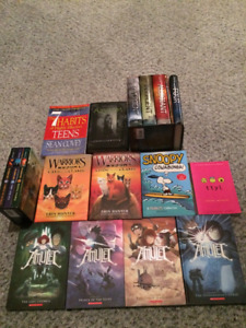 Tween/Teen Books- Great deal for Christmas