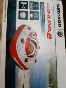 Sea Doo 2 person towable tube BRAND NEW IN BOX!!!