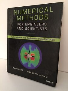 Numerical Methods for Engineers and Scientists - 3rd Ed.