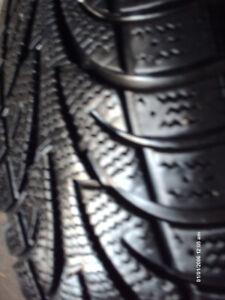 WINTER set de 2- paire de pneu- et pneus seule 16..17''18''19'