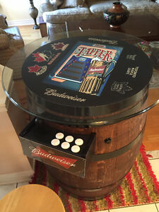 Wine Barrel Arcade Machine **500+ Games with warranty** Cambridge Kitchener Area image 8