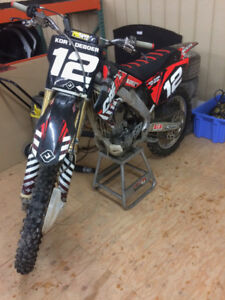 2004 Honda CRF250R Part-Out!