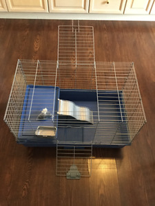 BRAND NEW small animal cage. Anything smaller than guinea pigs