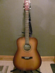 Yamaha F310 TBS  acoustic guitar $98