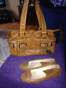 Micheal Kors purse and Shoes for sale