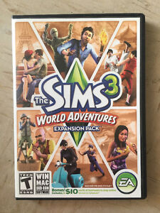 Sims 3 expansion.