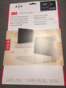 3M Privacy Laptop Filter Screen