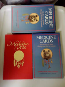 Medicine Cards&Book - Discovery of Power Through Ways of Animals