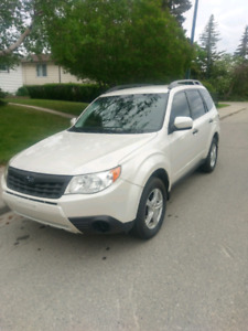 2012 forester 2.5x
