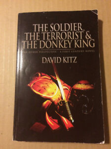 The Soldier, The Terrorist & The Donkey King