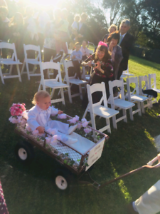 Rose Gold Wedding Cart Toddler Wagon Weston Cessnock Area Preview