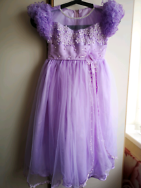 Party Dress, 8 years
