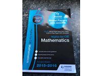 Higher for cfe Mathematics